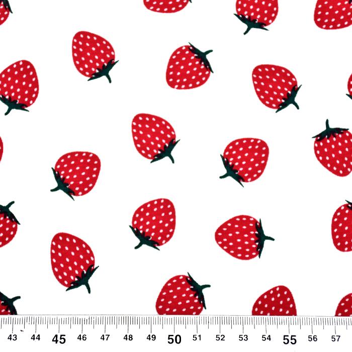 Jersey, bombaž, dišeči, sadje, 20673-004