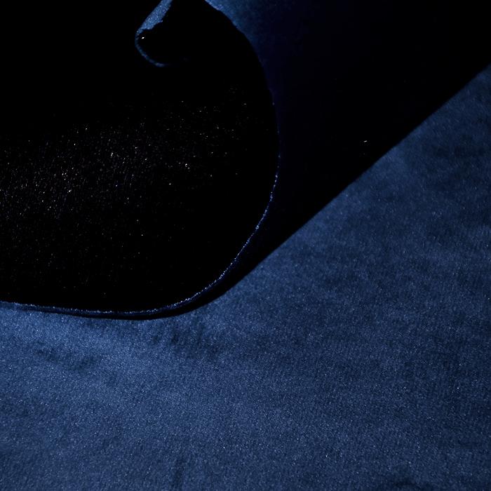 Deko žamet, Malcolm, 20209-31, temno modra