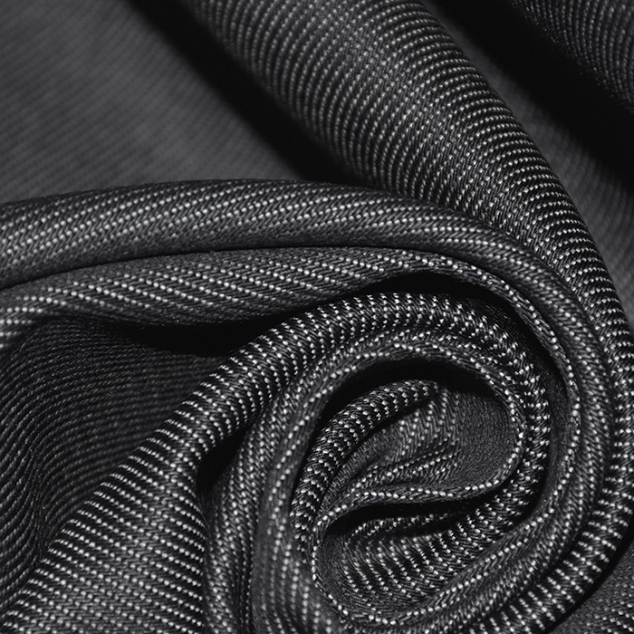 Jeans, prožen, 21354-4, temno modra