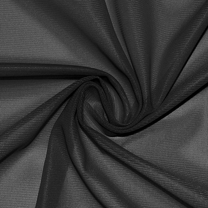 Podloga, šarmes, 21583-44, črna