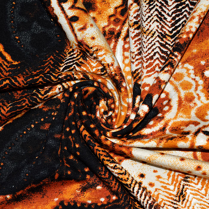 Jersey, viskoza, abstraktni, 3141-25