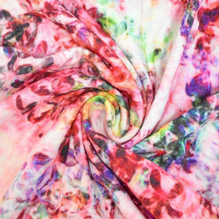Pletivo tanjše, cvetlični, 21633-1, roza