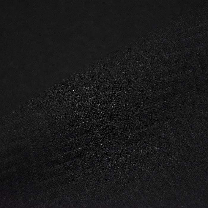 Pletivo, gosto, geometrijski, 21634-5, črna