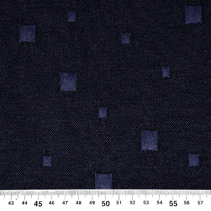 Pletivo, gosto, geometrijski, 21662-008, temno modra