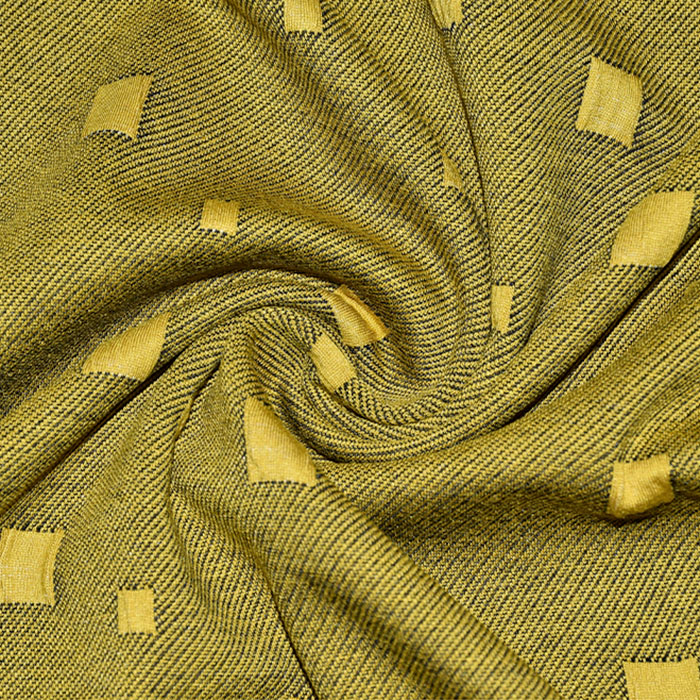 Pletivo, gosto, geometrijski, 21662-037, rumena