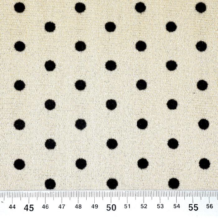 Mreža elastična, poliamid, pike, 21675-080, črno zlata
