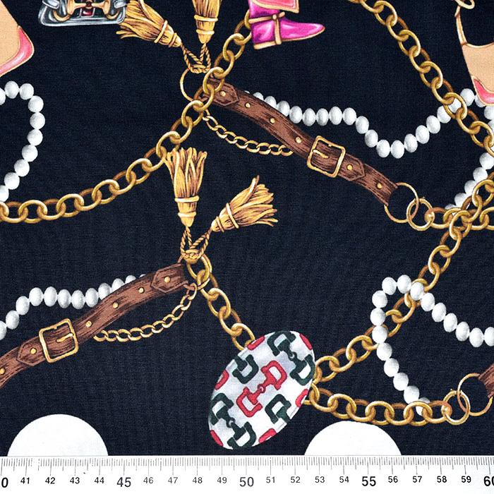 Jersey, bombaž, digital, modni, 21701
