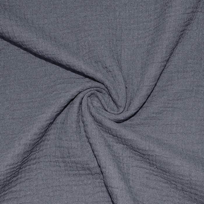 Tetra tkanina, dvostruka, 18746-002, tamnosiva