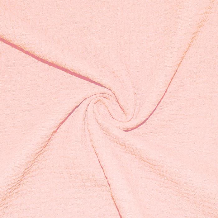 Tetra tkanina, dvojna, 18746-021, svetlo roza