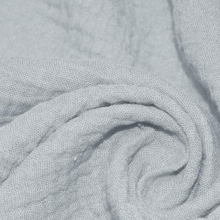 Tetra tkanina, dvojna, 18746-022, svetlo siva