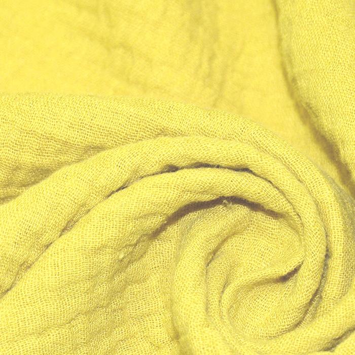 Tetra tkanina, dvojna, 18746-026, rumena