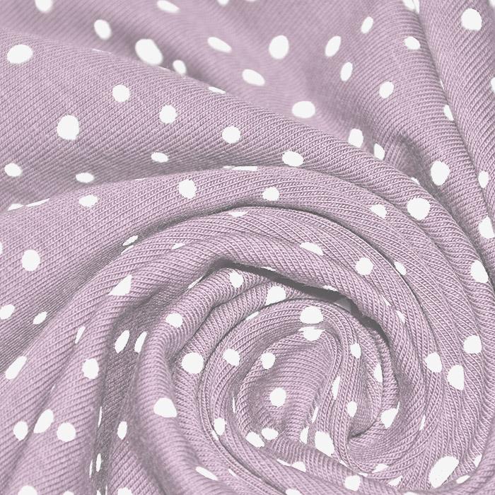 Jersey, bombaž, pike, 21761-012, roza