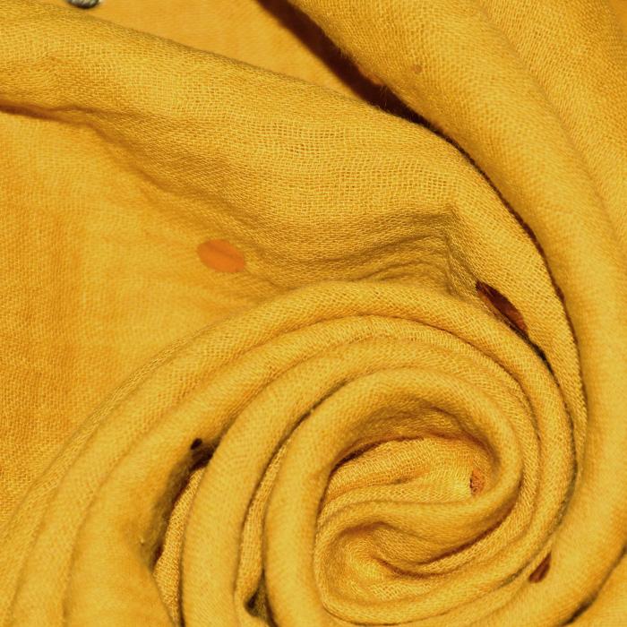 Tetra tkanina, dvojna, otroški, 21772-033, rumena