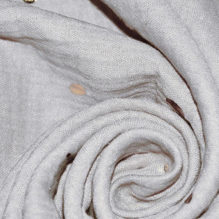 Tetra tkanina, dvojna, otroški, 21772-061, siva