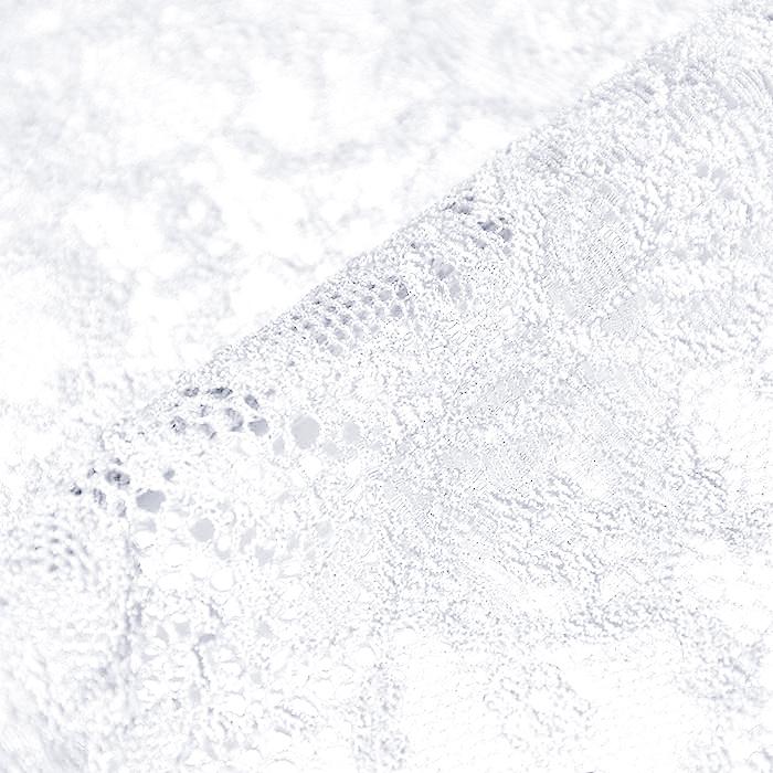 Čipka, elastična, 21657-050, bela