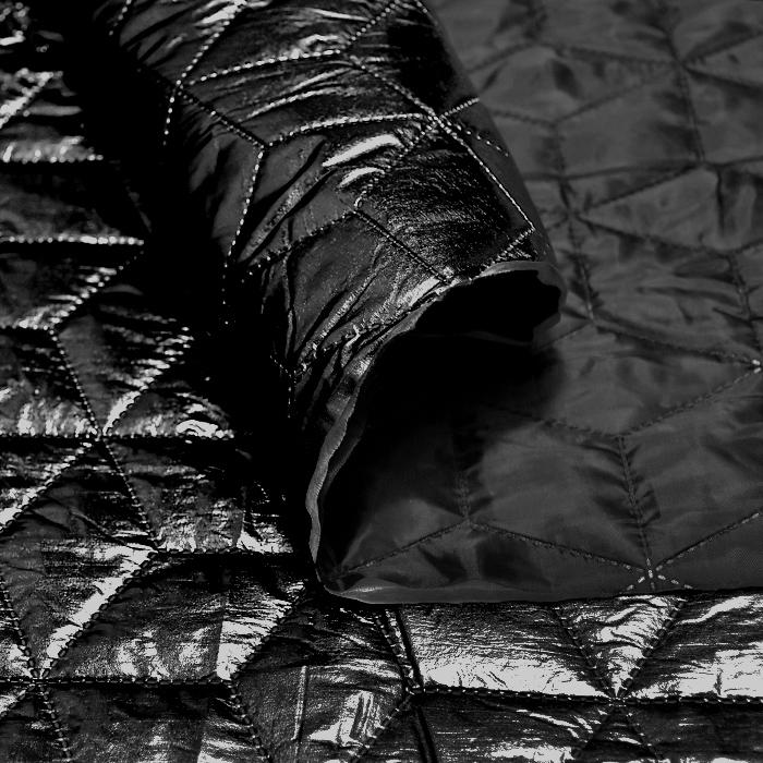 Preštepanka, geometrijski, 21841-069, črna
