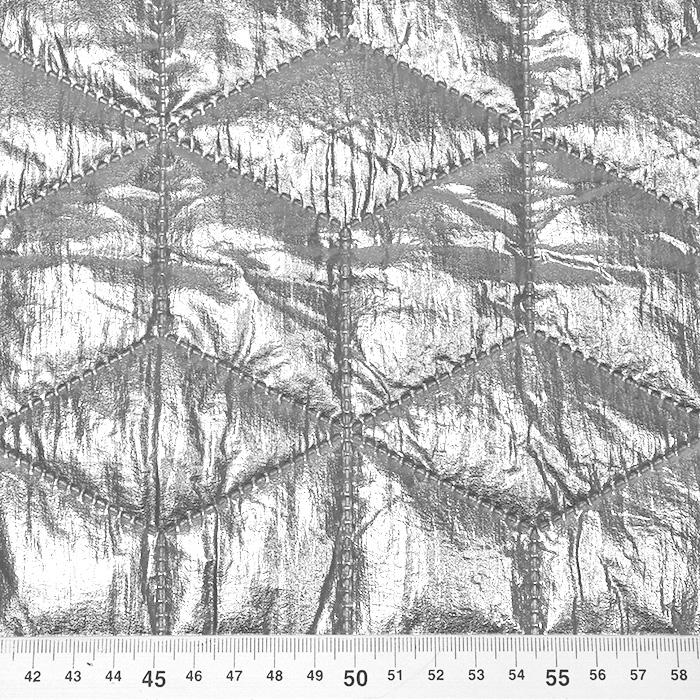 Preštepanka, geometrijski, 21841-070, srebrna