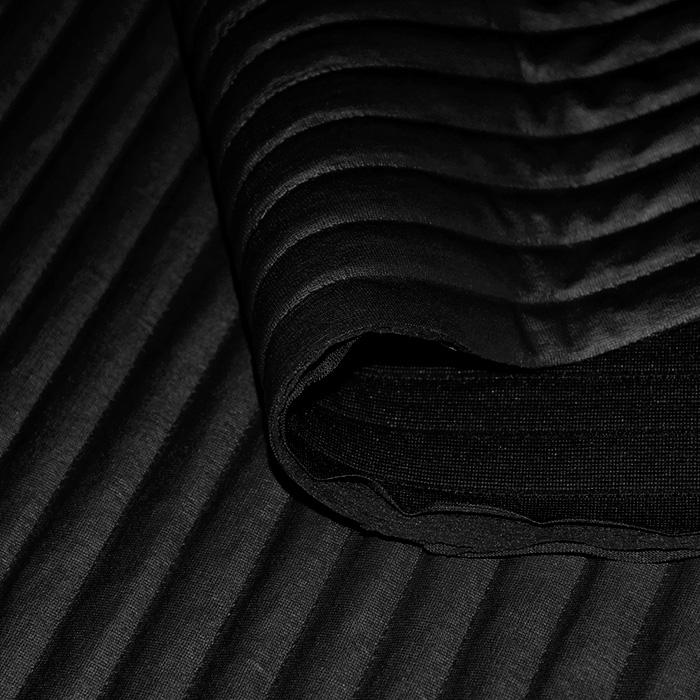 Pletivo, nanos, črte, 21668-069, črna