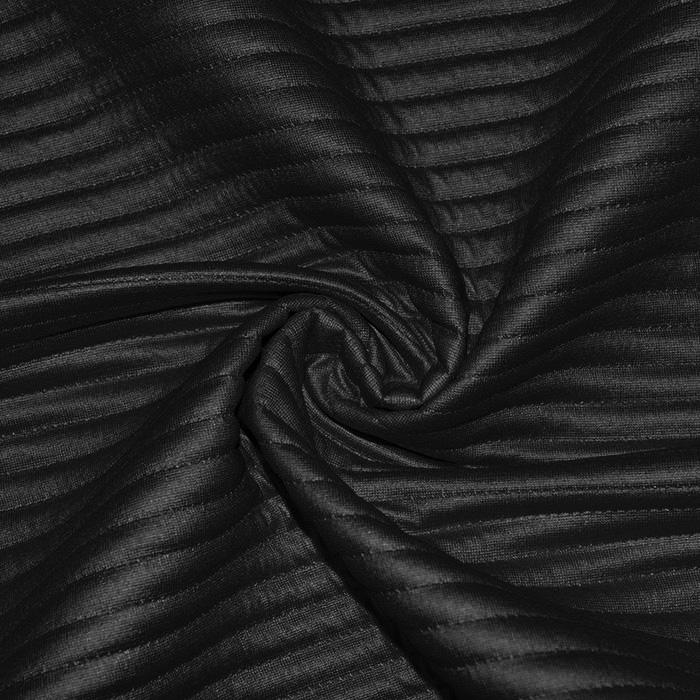 Pletivo, nanos, črte, 21669-069, črna