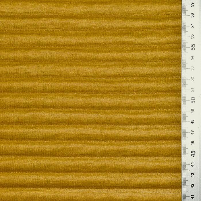 Pletivo, nanos, črte, 21668-037, rumena