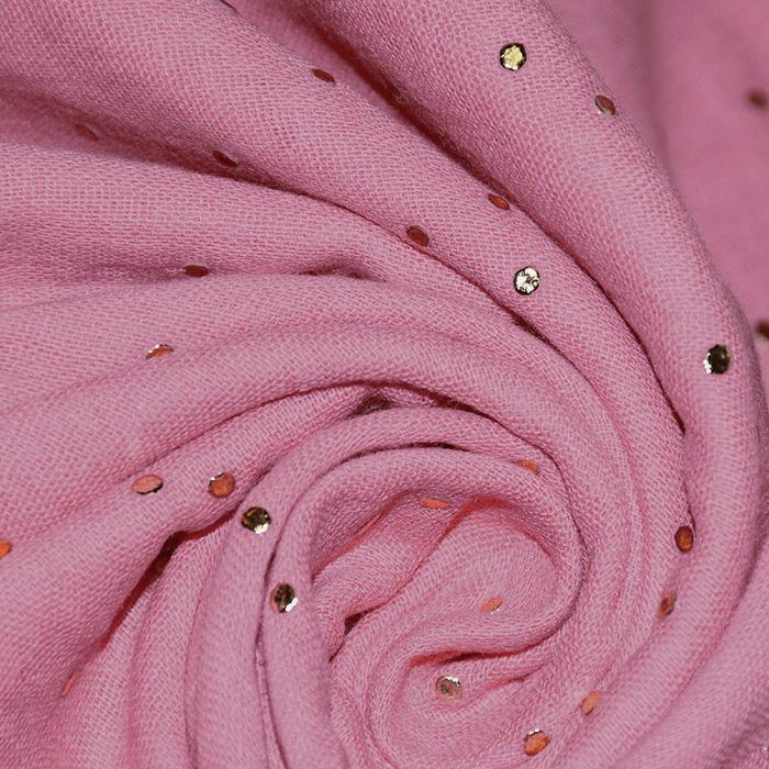 Tetra tkanina, dvojna, pike, 20757-13, roza