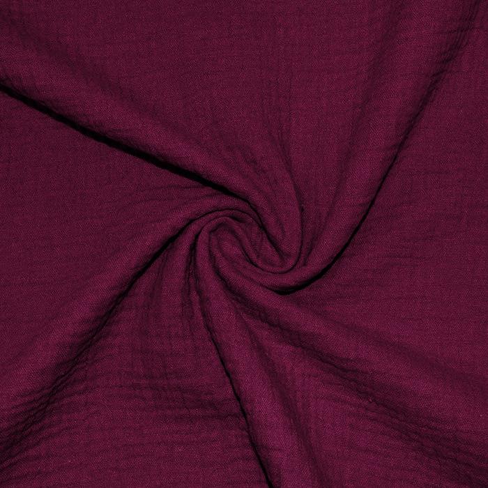 Tetra tkanina, trojna, 21852-018, bordo