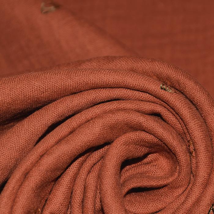 Tetra tkanina, dvostruka, dječji, 21860-156, boja opeke