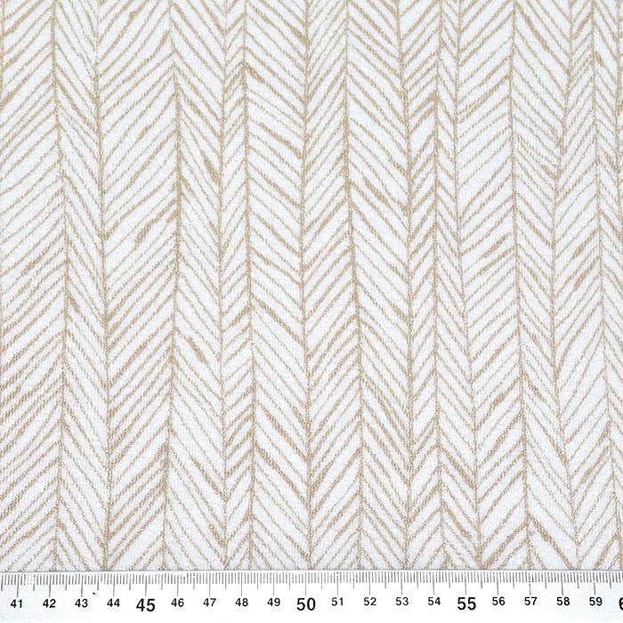 Frotir, prožen, geometrijski, 21861-050, smetana