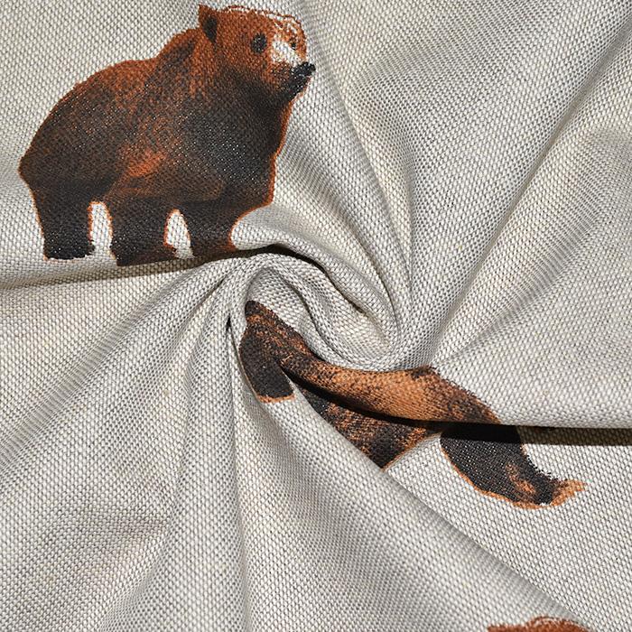 Deko, tisk, živalski, 15188-349