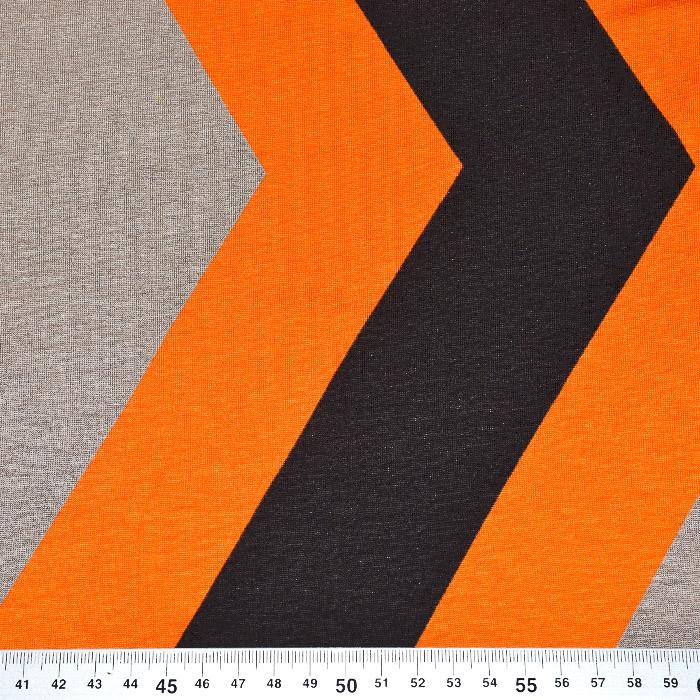 Jersey, viskoza, geometrijski, 21776-15