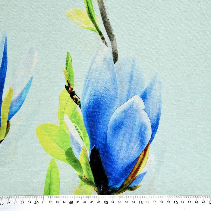 Jersey, pletivo, tanjše, cvetlični, 21776-33