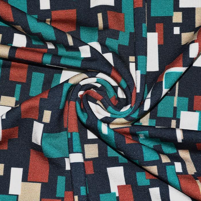 Jersey, viskoza, geometrijski, 21776-36