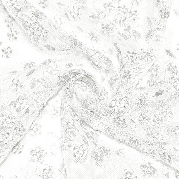 Čipka, prožna, 21906-5004, smetana