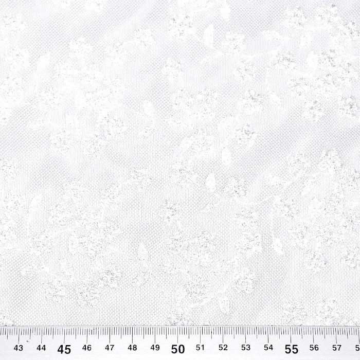 Čipka, prožna, 21906-5003, bela