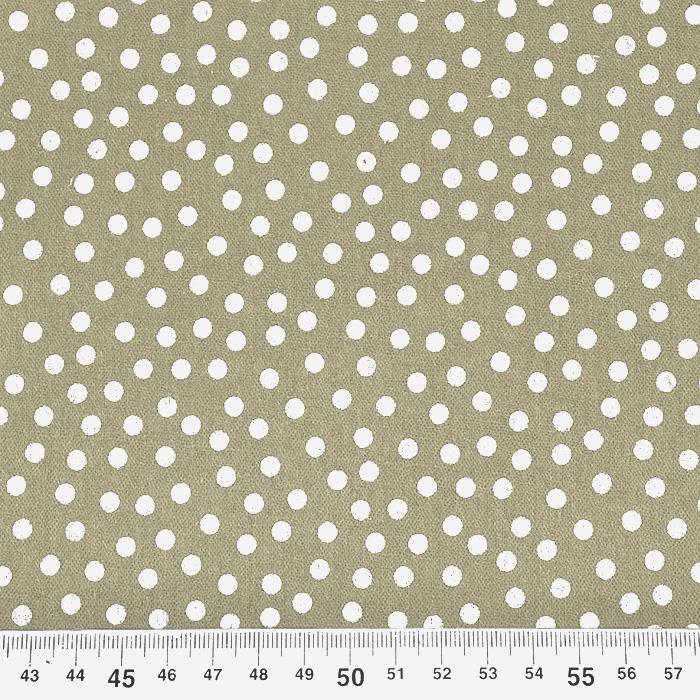 Tetra tkanina, dvojna, pikice, 21909-7005, bež