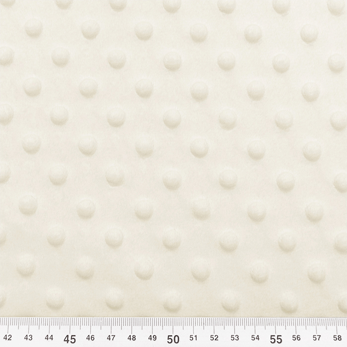 Velur coral, Minky, 21912-052, smetana