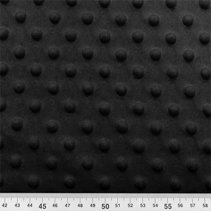 Velur coral, Minky, 21912-069, črna