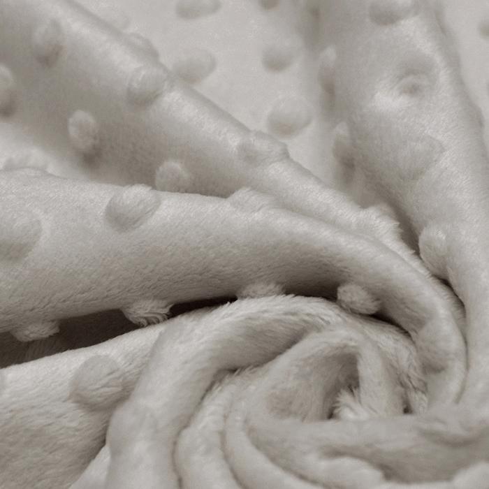 Velur coral, Minky, 21912-053, rjavo bež