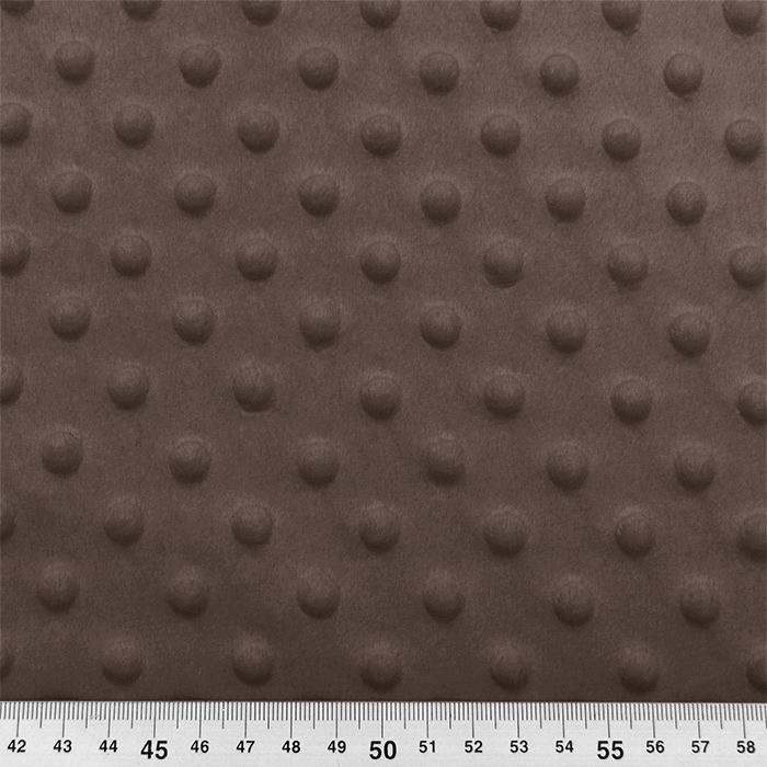 Velur coral, Minky, 21912-058, smeđa