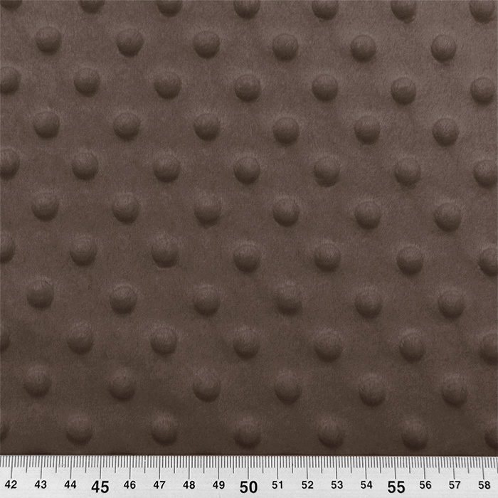 Velur coral, Minky, 21912-058, rjava