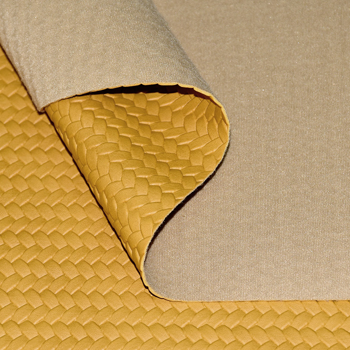 Umetno usnje Volpi, 21920-141, rumena
