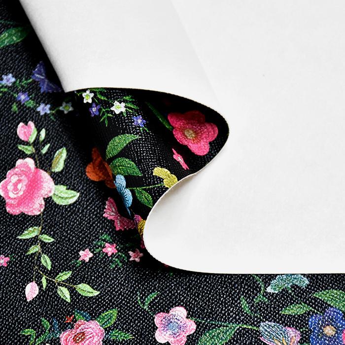 Umetno usnje Digital, cvetlični, 21921-558