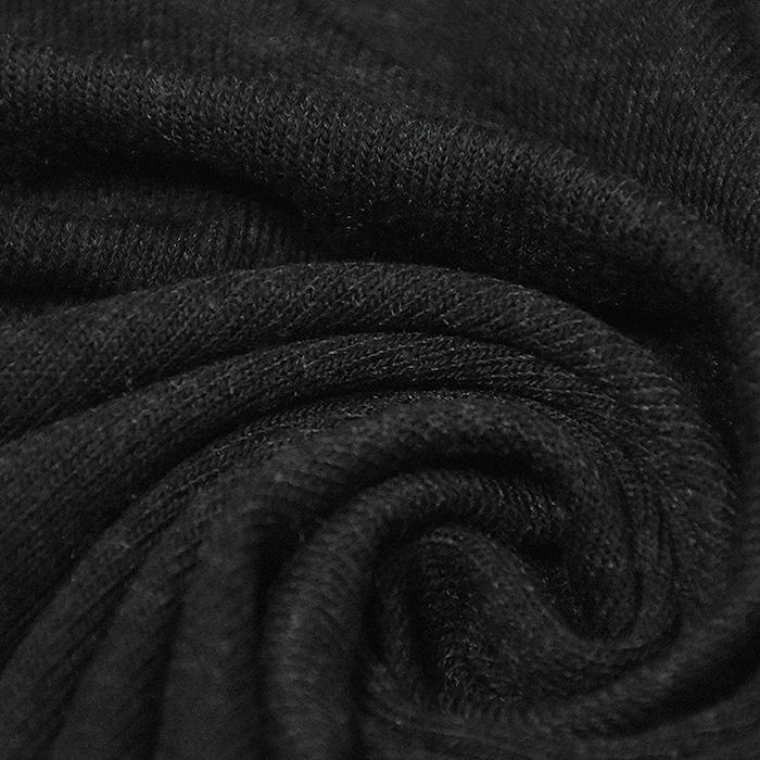Pletivo, viskoza, 21776-55, črna