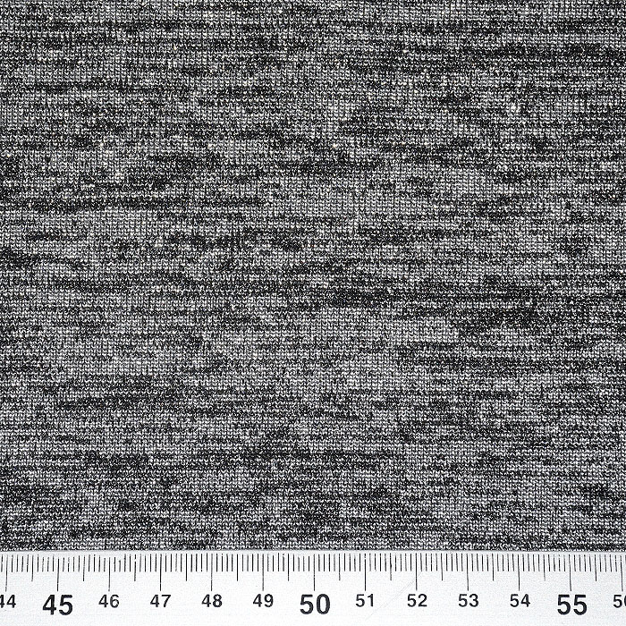 Pletivo tanjše, melanž, 21776-56, svetlo siva
