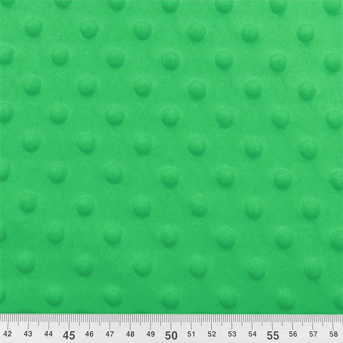 Velur coral, Minky, 21912-025, zelena