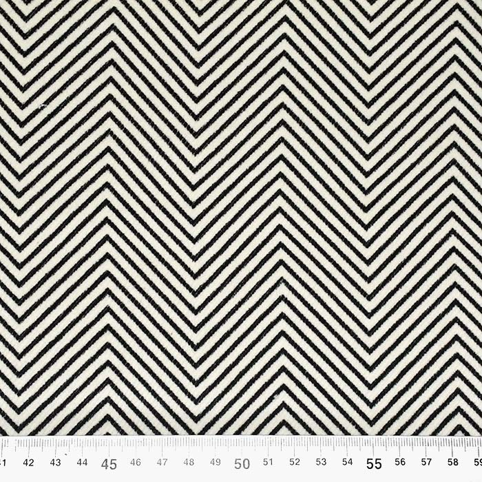 Deko žamet, geometrijski, 21945-7