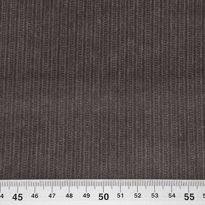 Deko žamet, črte, 21945-8, rjava