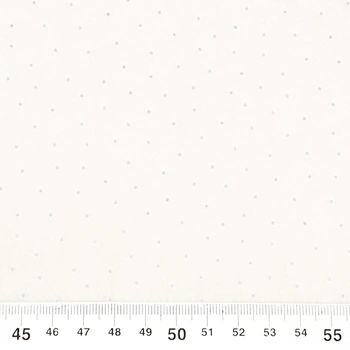 Pliš, poliester, pike, 21969-5004, smetana