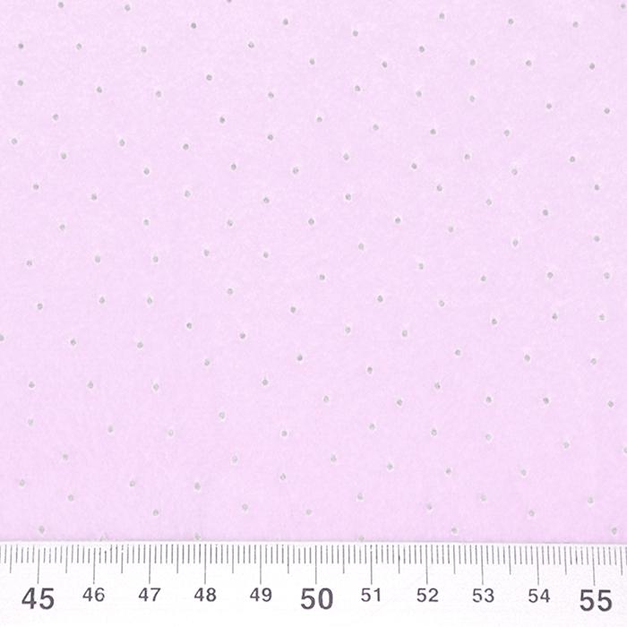Pliš, poliester, pike, 21969-5017, roza