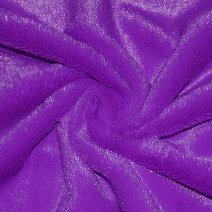 Umetno krzno, kratkodlako, 20224-045, vijola